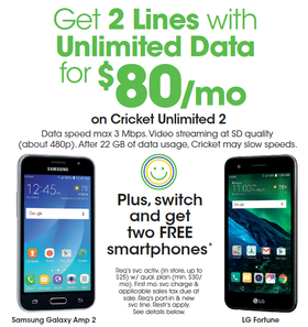 mobile phone deals unlimited data